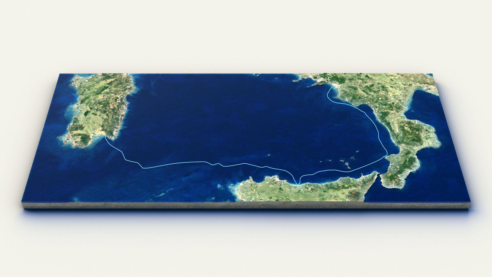 Tyrrhenian Link: il  collegamento tra Sicilia, Sardegna e penisola